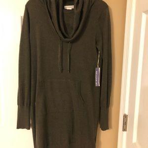 Artisan NY light weight sweater dress